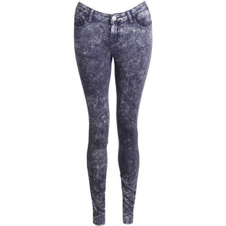 View Item Blue Acid Wash Jeggings